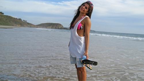 bikini blogg verdens søteste dame