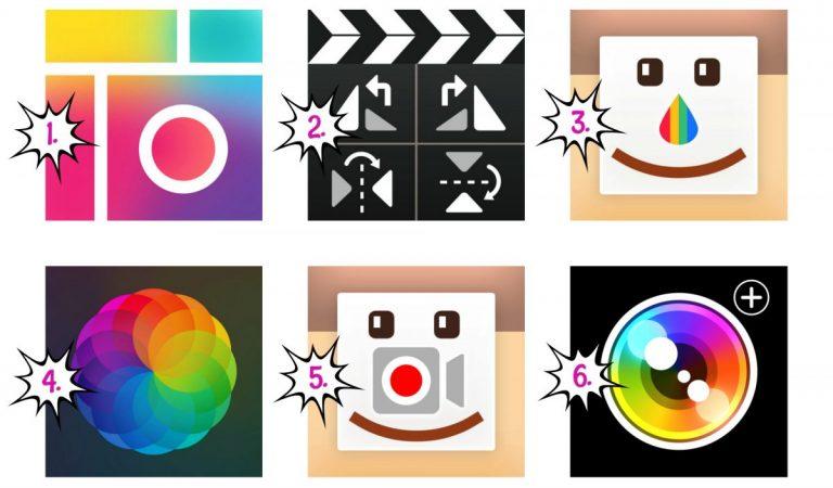 Hvordan redigerer vi bilder til Instagram